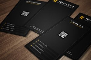 Simple Business Card CM123