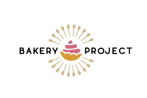 Creative Bakery Logo