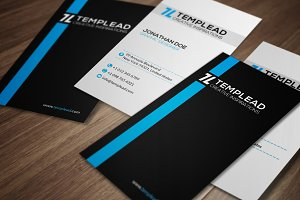 Corporate Business Card CM126