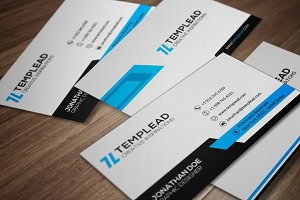 Corporate Business Card CM127