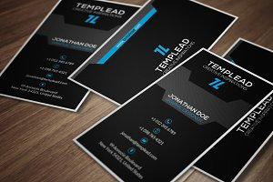 Corporate Business Card CM128