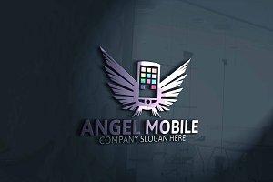 Angel Mobile Logo
