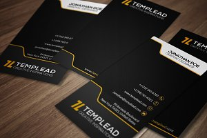 Corporate Business Card CM129