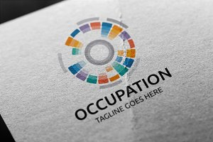 Occupation (Letter O) Logo