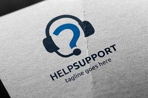 Help Support Logo