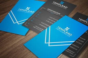 Corporate Business Card CM133