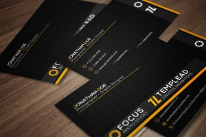 Personal Business Card CM134