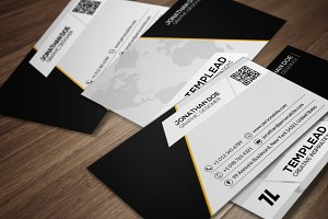 Corporate Business Card CM135