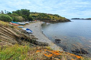 Cala de Portlligat bay (Spain).