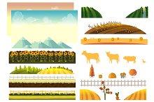 Farm Landscape Constructor 2