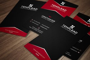 Corporate Business Card CM138