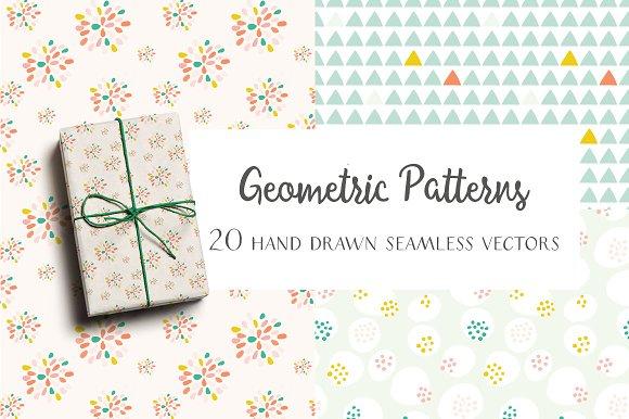 Hand Drawn Geometric Patterns