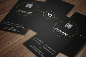 Simple Business Card CM142