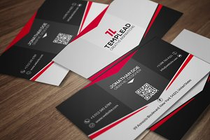 Corporate Business Card CM143