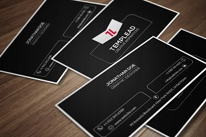 Metro Business Card CM144