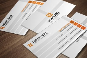 Corporate Business Card CM146