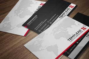 Corporate Business Card CM149