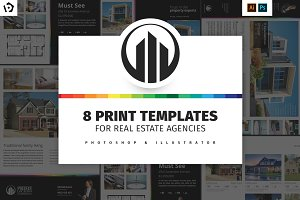 Real Estate Templates Pack vol.2