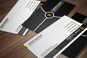 Corporate Business Card CM150