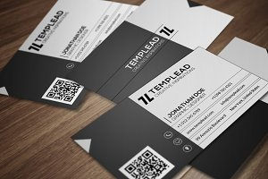 Corporate Business Card CM152