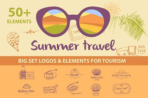BIG SALE!!! Summer travel set