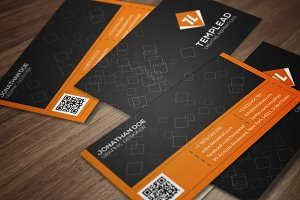Corporate Business Card CM155