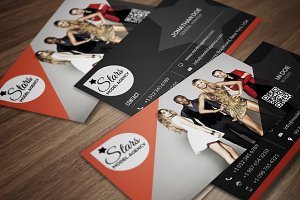 Corporate Business Card CM158