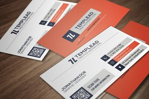 Corporate Business Card CM159
