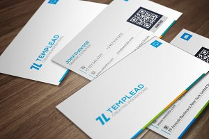 Corporate Business Card CM160