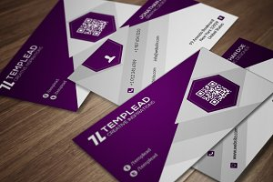 Corporate Business Card CM161