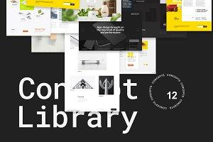 Web Concept Library