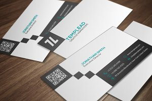 Minimal Business Card CM167