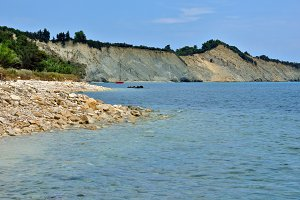 Stone Beach Seaside