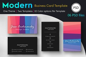 Modern Business Card Template - 11