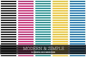Modern & Simple