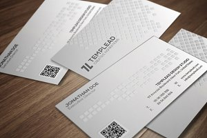 Minimal Business Card CM174