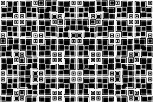 Modern Geometric Mosaic