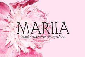 SALE!!! Mariia Font