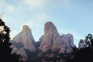 Mountains of Montserrat