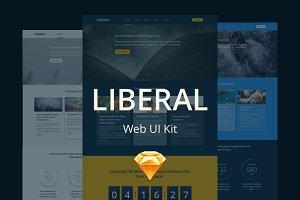Liberal UI Kit