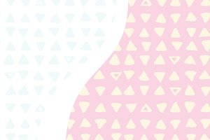 Pink and blue romantic background