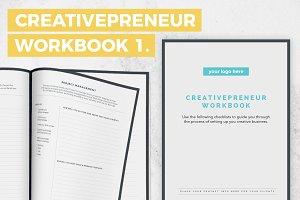 Creativepreneur Startup Workbook