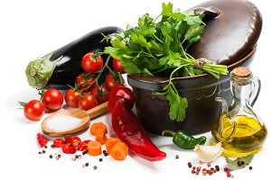 Vegetables for cooking
