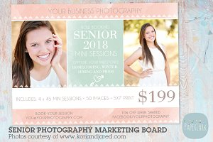 IS006 Senior Marketing Board