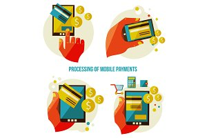 Set of Mobile Payments