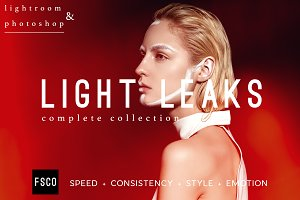 Light Leaks Complete Collection