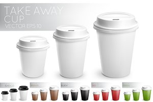 Takeaway cup