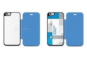 iPhone 6 PU Flipcase Design