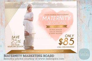 IR004 Maternity Marketing Board
