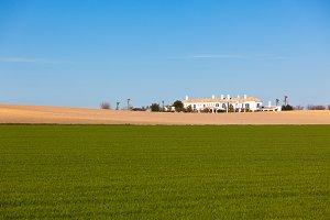 Southern Spain Rural Landscape